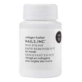 Nails Inc: Collagen Fuelled Nail Polish Remover Pot - Coconut Scented (Set of 2)