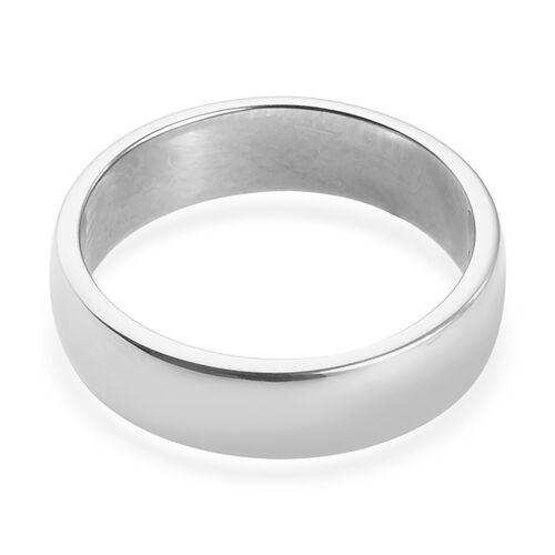 RHAPSODY 950 Platinum Band Ring, Platinum wt 6.96 Gms.