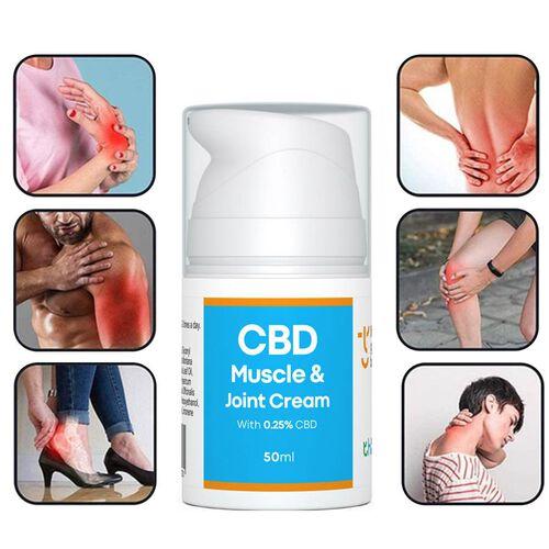 Tower Health: 10% CBD Oil - 10ml - (With Free CBD Cream - 50g)
