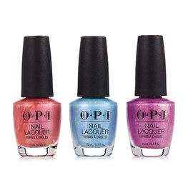 OPI: Hidden Prism Trio (Pink, Purple and Blue - 15ml Each)
