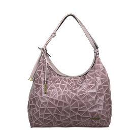 Bulaggi Collection Cracky Hobo/Shoulder Bag - Lilac