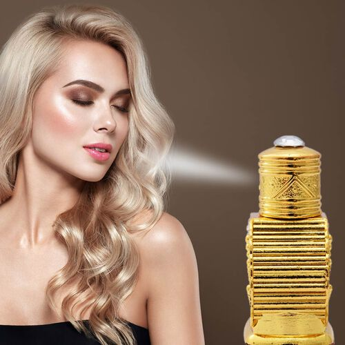 JAPARA: White Musk Perfume Oil - 3ml