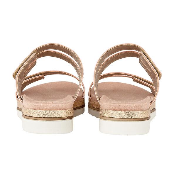 Lotus Halley Flat Mule Sandals (Size 5) - Pink