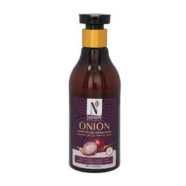 NutriGlow Natural Onion Hair Shampoo - 300ml