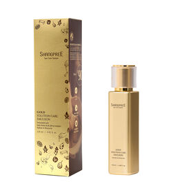 Shangpree: TJC UK Exclusive: Gold Solution Care Emulsion - 120ml