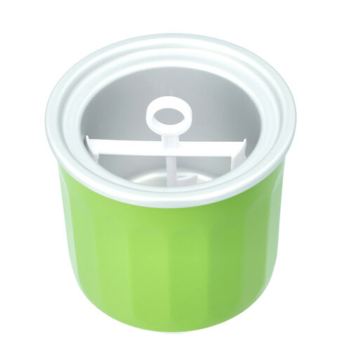 Ice Cream Barrel (Size 14x15 Cm) - Green