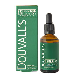 OTO - Douvalls: Skin High - Cannabis & Argan Oil - 50ml