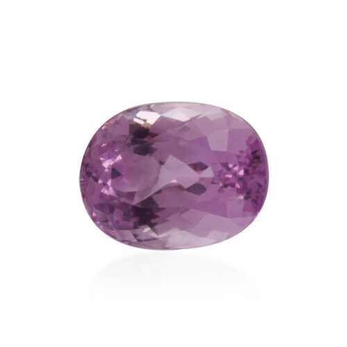 GJEPC Certified AAAA Kunzite (Oval Free Faceted) 26.800 Cts