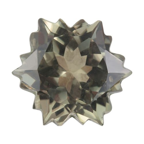 AAA Diaspore Fancy Flower 12.5 Faceted 5.96 Cts