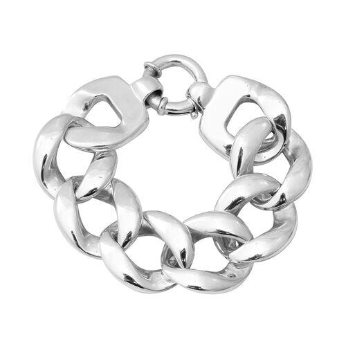 Bracelet in Sterling Silver 25 Grams 7.5 Inch
