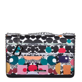 Bulaggi Collection- Arty Crossbody Bag (Size 23x14x9 Cm) - Multi