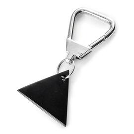 Triangle Shape Shungite Key Ring - 20 Ct.