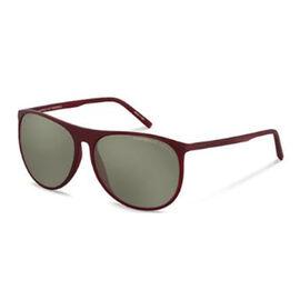 Porsche Design Unisex Red Sunglasses