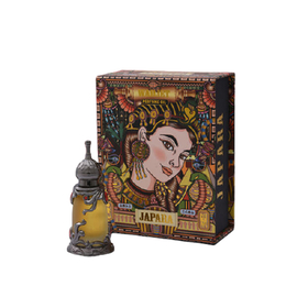 JAPARA: Goddess Wadjet Perfume - 12ml