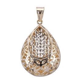 Royal Bali Collection 9K Yellow Gold Pendant.Gold Wt 3.00 Gms