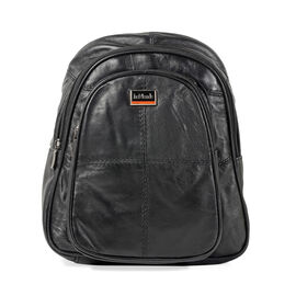 Close Out Deal - 100% Genuine Leather Bag (Size 29x24x11 cm)