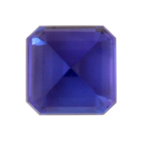 AAAA Tanzanite Octagon Cut Faceted 8.370 cts.