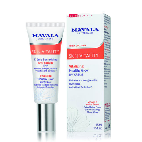 Mavala: Skin Vitality Healthy Glow Day Cream - 45ml