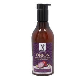 NutriGlow Natural Onion Hair Shampoo - 300ml