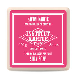 Institut Karite Paris: Cherry Blossom Shea Soap - 100g
