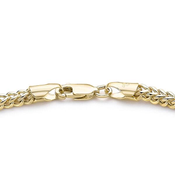 9K Yellow Gold Spiga Bracelet (Size 7.5), Gold wt 3.50 Gms