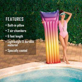 Rainbow Pool Lounger