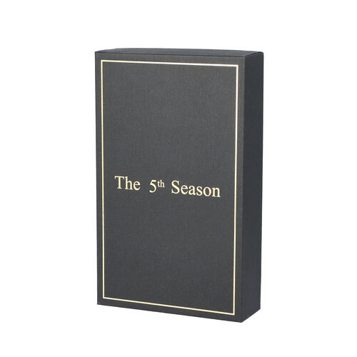 The 5th Season - Air Freshner Diffuser with Silver Foil