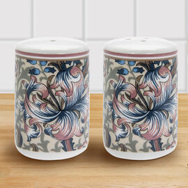 Lesser and Pavey - William Morris Golden Lily Salt and Pepper