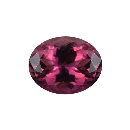AAA Pink Tourmaline Oval 9x7 Faceted 1.60 Cts