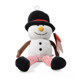 Keel Toys - Snowman Character (Size 12 Cm)