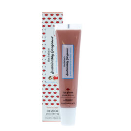 The Balm: Sustainably Gorgeous Lip Gloss Fast Talker - 15ml