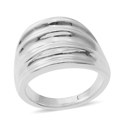 Thai Sterling Silver Ring, Silver wt 4.93 Gms.