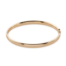 DOD - Classic Collection - 9K Y Gold Bangle (Size 8)