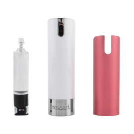 Reload Mini Perfume Spray - White, Reload Refillable Refill & Mini Spray Aluminium Red