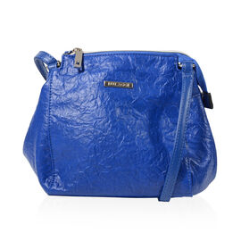 Bulaggi Collection - Sabrina Crossover Bag (Size 20x21x13 Cm) - Cobalt Blue