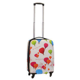 Super Auction - Lightweight Durable Cabin Luggage with 360 Degree Swivel Wheels and Combination Lock