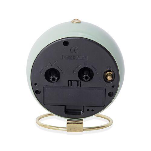 Decorative Alarm Clock Light Green - Colour