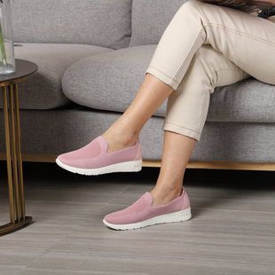 LA MAREY Flexible and Comfortable Women Shoes in Pink