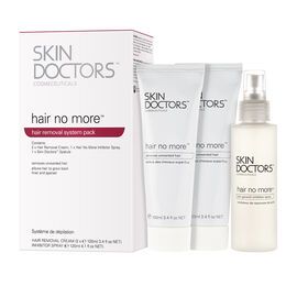 SKIN DOCTORS- Hair No More 3 Piece Pack