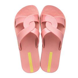 Ipanema Feel Slide Super Comfortable Sandals in Blush Colour