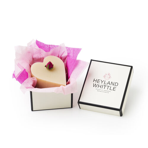 Heyland & Whittle: Natural Handmade Queen of the Nile Heart Soap - 40g