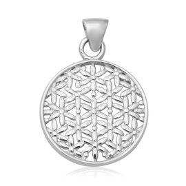 Thai Sterling Silver Pendant