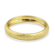 Vicenza Collection Stackable Band Ring in 9K Gold