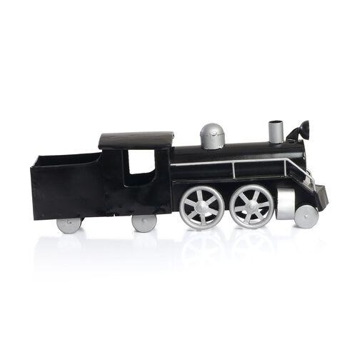 Home Decor - Black Colour Handmade Steam Engine