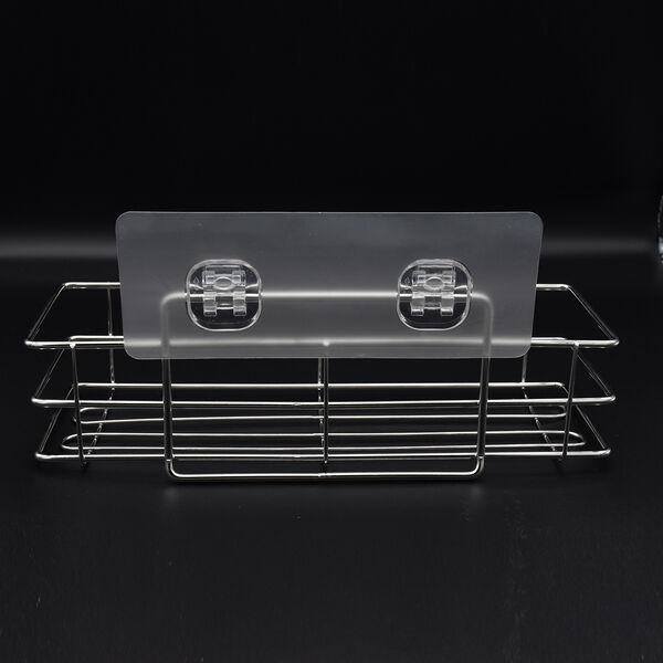 Bathroom Stainless Steel Rack (30x10x7cm)