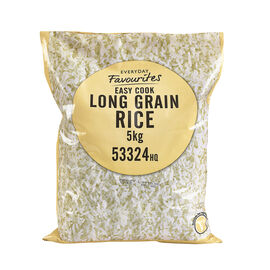 Everyday Favourites Easy Cook Long Grain Rice - 5Kg