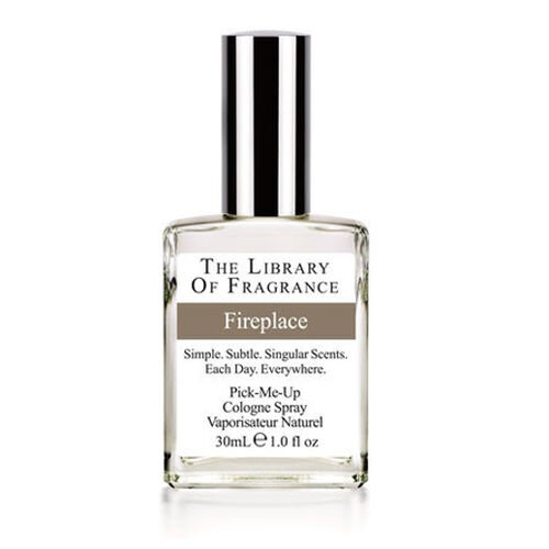 The Library of Fragrance 30ml Cologne spray -  Fireplace