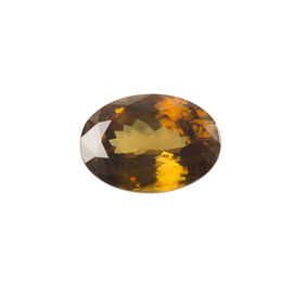 13.90 Ct 4A Sphene Oval Faceted