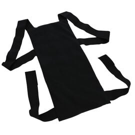 First Time Ever- Natural Shungite Posture Correction Back Pad (20.5x7) 1.43 lbs