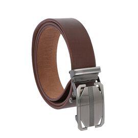 100% Genuine Leather Tan Colour Belt (Size 112 Cm)